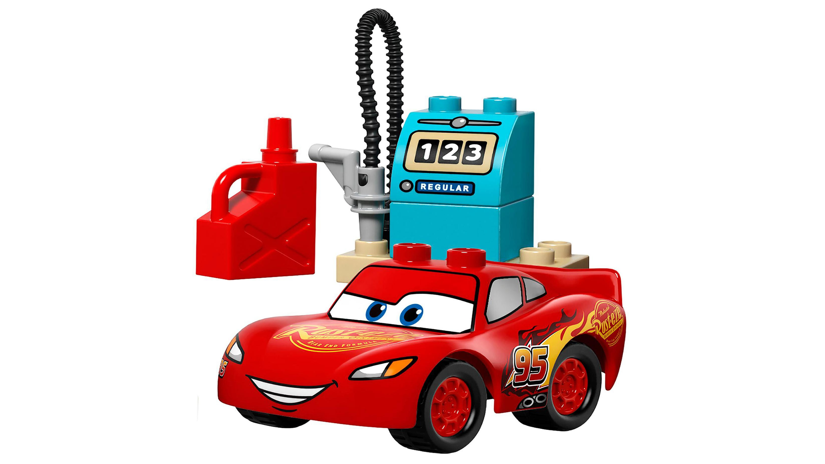 Sure To Be A Hit With Your Disney Pixar Cars 3 Fan Building Figures