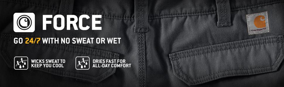mens, shorts, fast dry, sweat, wicking, cargo, work, workwear