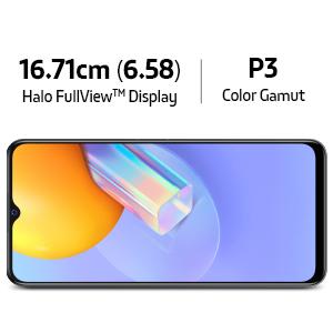 16.71cm (6.58) FHD+ Display