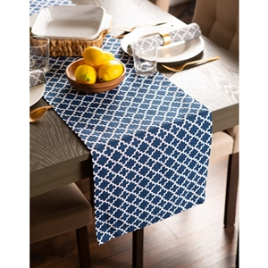 summer dining table, table runner,table cotton,blue table runner party,table runners 72 inch cotton