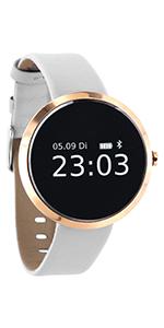 damen smartwatch aktivitätstracker damen smartwatch damen rund