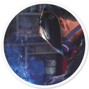 welding p100