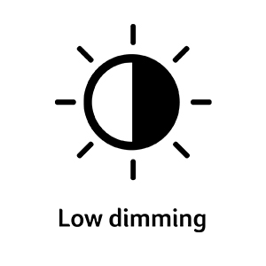 Low dimmimg