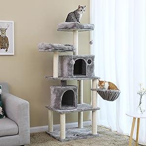 Lujo exclusivo para gatos