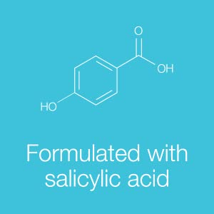 with salicylic acid