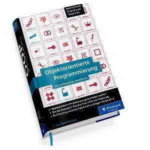 OOP Handbuch Rheinwerk Verlag Cover