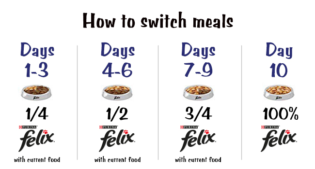 Switching to Felix