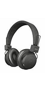 Trust Urban Kodo Cuffie Wireless Bluetooth, Verde: Amazon.it