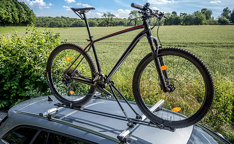 Eufab Super Bike 12014 Bicycle Rack Piece For Upright Standing Assembly Auto