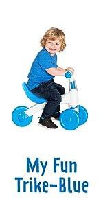 My Fun Trike-Blue