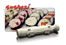 sushi maker roller kit rice ahi sashimi california crab nigiri fish raw gift bazooka sushi