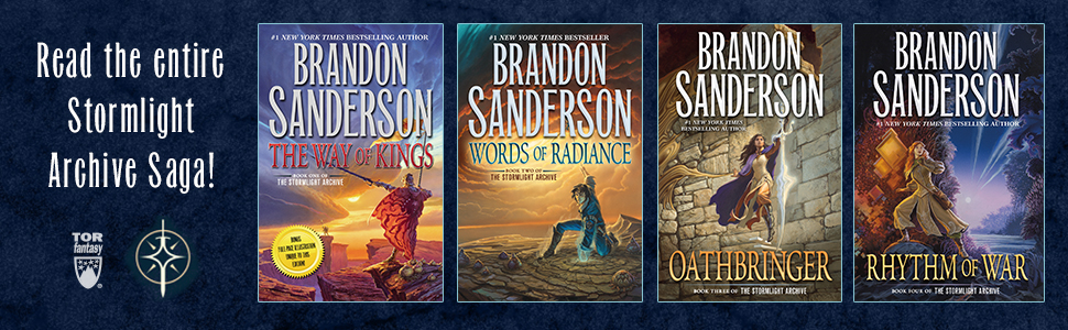 Oathbringer Stormlight Archive Brandon Sanderson