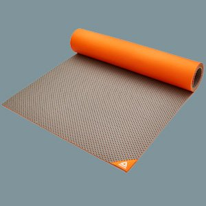 Amazon.com : Reebok Fitness Mat, Orange/Grey : Sports & Outdoors