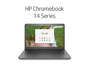 HP Chromebook 14 Series