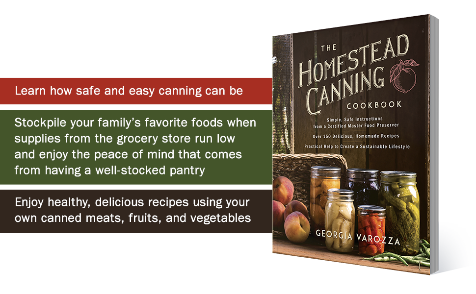 safe easy canning supplies pantry recipes