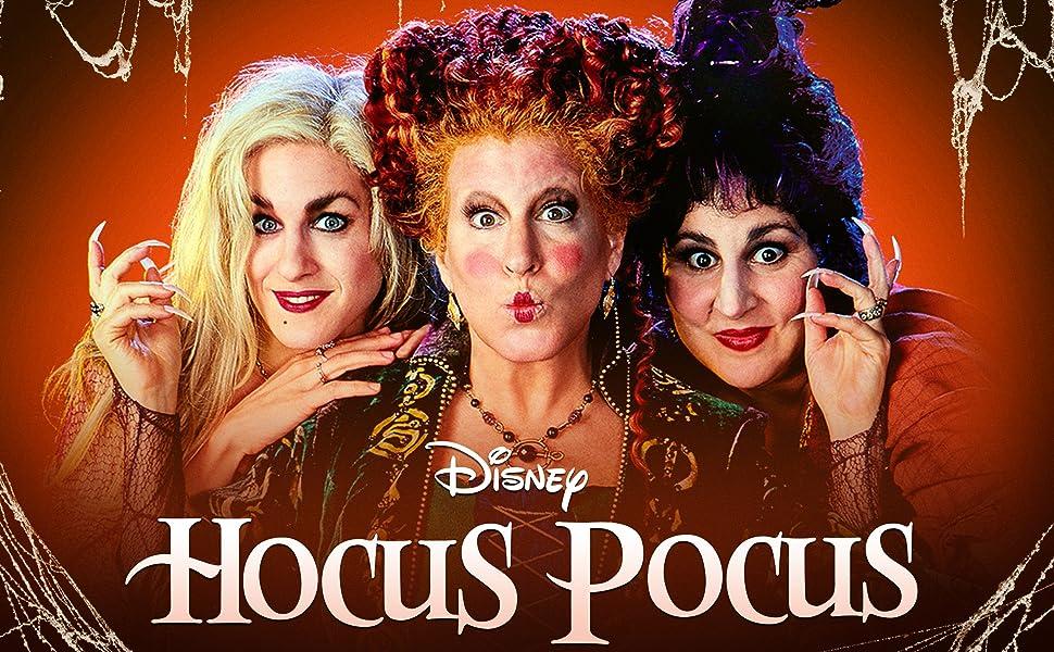 Hocus Pocus 4K Keystone Art