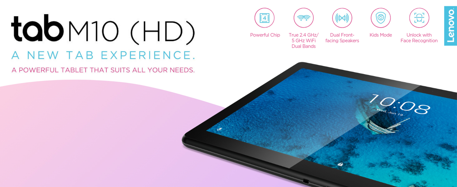 android lenovo tablet 10 inch