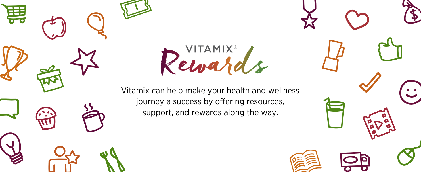 vitamix rewards