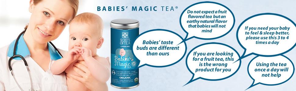 Amazon Com Baby Colic Babies Magic Tea N1 Baby Colic