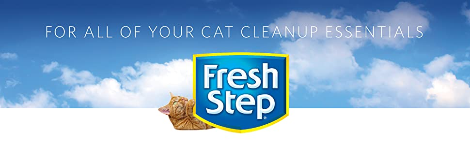 Fresh Step, Cat, Cat Litter