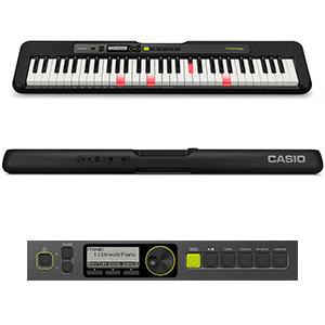 Casio LK-S250 - Teclado de piano: Amazon.es: Instrumentos ...
