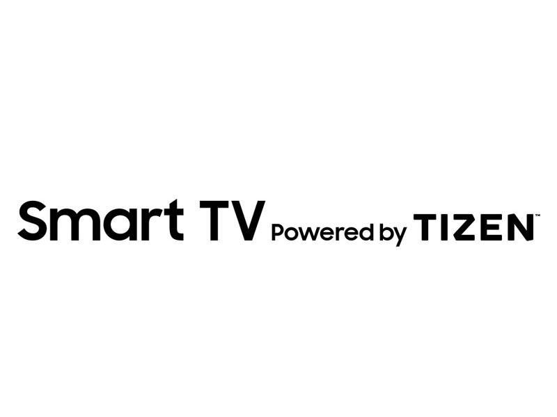 Smart TV Powered by Tizen