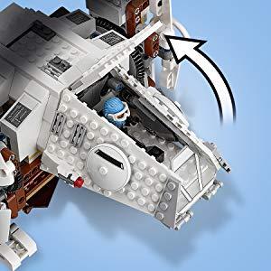 Das Cockpit lässt sich öffnen.