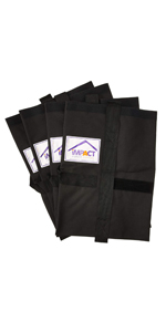 Weight bags;tent bags;sand bags