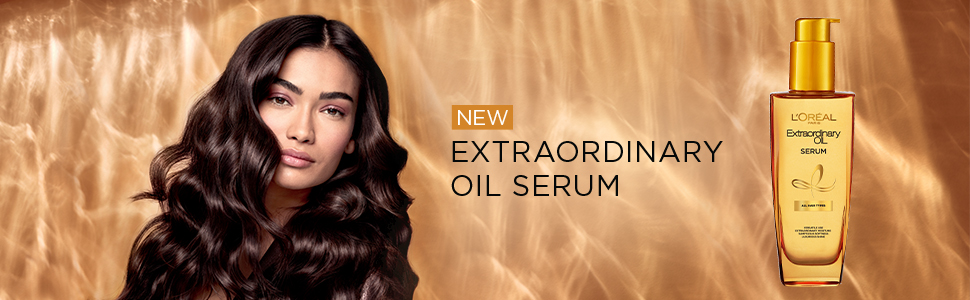 Extraordinary Oil Serum, hair serum for silky and smooth hair,Extraordinary Oil Serum,hair oil serum