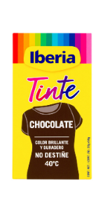 Iberia - Tinte Granate para ropa, 40°C: Amazon.es: Belleza