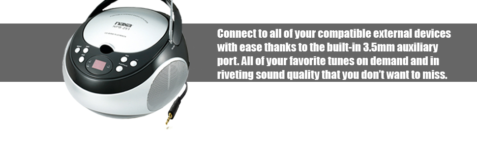 connect,favorite,compatible,external,device,easy,3.5,auxiliary,port,tunes,sound,quality,audio,demand