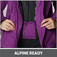 Alpine Ready