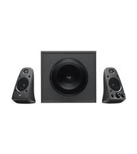 Logitech Z607 5.1 Surround Sound with Bluetooth - BLACK: Logitech ...