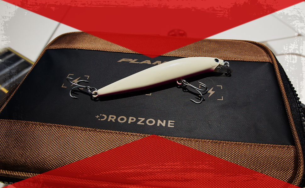 Dropzone, Plano Dropzone technology, Plano guide series tackle storage, magnetic tackle holder
