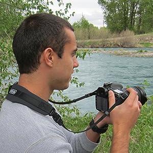 professional;dslr;cameras;pro;portable;battery;pack;large;bino;birding;comfortable;padded;neoprene;