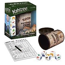National Parks Yahtzee