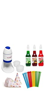 snow cone gift pack vkp1104