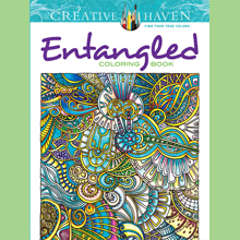 Creative Haven Patchwork Quilt Designs Coloring Book