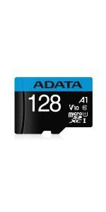 Adata Premier Pro 256 Gb Microsdxc Class 10 Uhs I U3 Elektronik