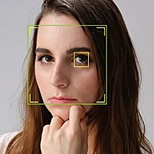 AF autofocus auto focus eye face detection eyedetection facedetection