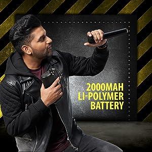 2000MAH li-polymer battery