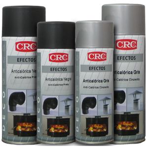 CRC Deco pintura anti-calórica Ideal para diversas superficies