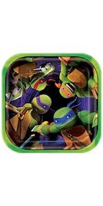 Amazon.com: Large Plastic Teenage Mutant Ninja Turtles ...