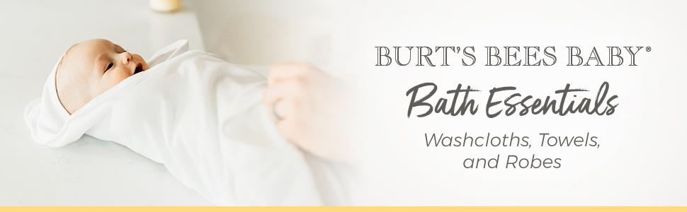 Burts Bees Baby Organic Cotton Clothing Sets Girls Boys Unisex Romper Pants Bodysuits Jumpsuit One P