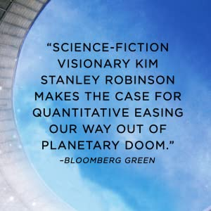 The Ministry for The Future by Kim Stanley Robinson science fiction and fantasy book and audiobook reviews