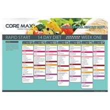 meal prep guide, rapid start diet, diet, 14 day diet