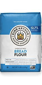 Bread Unbleached Flour