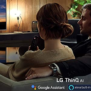 AI Smart. LG ThinQ