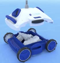 Gre RKC100J Kayak Clever - Robot Eléctrico Limpiafondos de Piscina ...