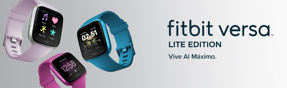 fitbit Versa Lite Edition